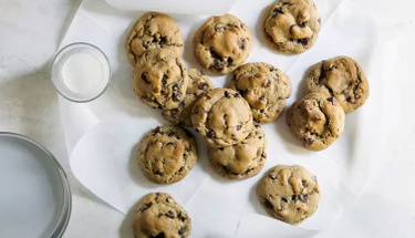 Evde 5 dakikada kolay kurabiye yapabilirsiniz!