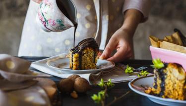 Pofuduk kek sevenler için gazozlu kek tarifi!
