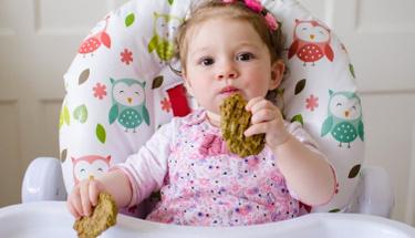 Bebekler için enfes kek tarifi!