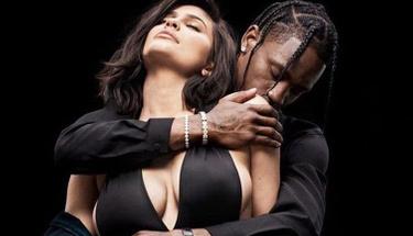 Kylie Jenner'dan olay paylaşım! Çırıl çıplak poz verdi!