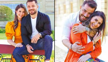 Buse Terim ve eşi 2 çocuk ve 5 yıllık evliliğin ardından...
