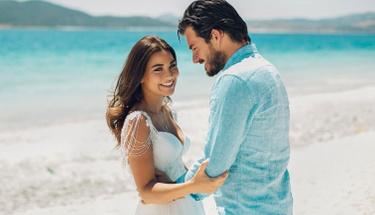 Hakan ve Gizem Hatipoğlu çiftleri kızlarının yüzünü ilk kez paylaştı!