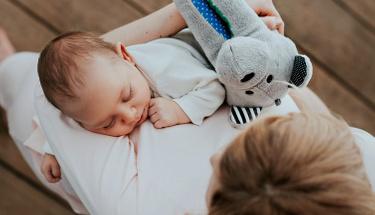 Bebeğiniz uyumakta zorluk çekiyorsa...