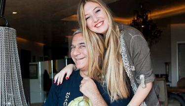 Mehmet Erbilin cesur pozlar paylaşan kızının yeni mesleği belli oldu!