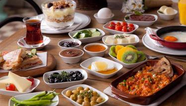 Kahvaltıdan kalkmak istemeyeceksiniz: Alanya bohçası