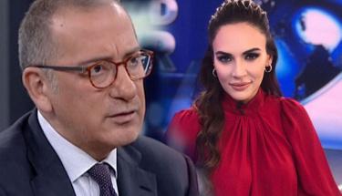 Fatih Altaylı'dan ilginç Buket Aydın yorumu 'şimdi şarkıcılık yapıyor'