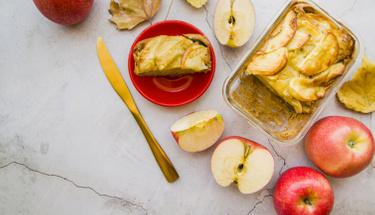 Pastane usulü elmalı pasta tarifi!