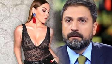 Erhan Çelik'le aşk yaşadığı iddia edilen Hadise'den ilk açıklama!