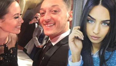 Mesut Özil'den nişanlısı Amine'ye 1 milyonluk TL'lik düğün hediyesi!