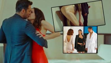 Birbirini ardına gelen erotik sahneler 'yeter artık' dedirtti!
