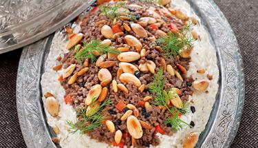 İftara şahane lezzet: Duvaklı pilav
