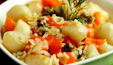 Yaza pratik lezzet zeytinyağlı kereviz!