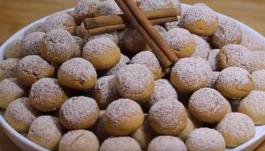 Çay saatlerinin aranan ismi olacak: Misket kurabiye