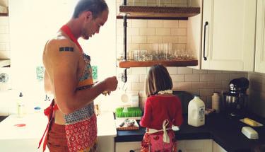 Çocuğun gelişiminde babanın rolü önemli!