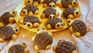 Çocuklarınız çok sevecek: Kaplumbağa kurabiye tarifi