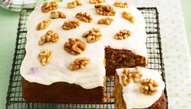 Cevizli keki hiç bu yöntemle denediniz mi?