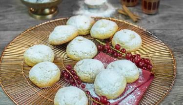 Ağızda dağılıyor: Fıstıklı lokumlu kurabiye tarifi