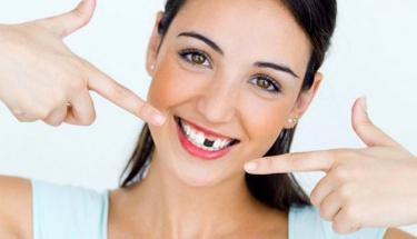 Ağzınızda eksik diş varsa aman dikkat!