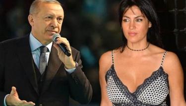 Tuğba Ekinci'den seçim sonrası şaşırtan Erdoğan paylaşımı!