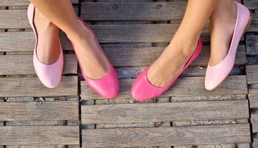 Babet ayakkabı giyenler aman dikkat!