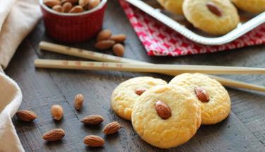 Çayın yanındaki mükemmel lezzet: Bademli kurabiye tarifi