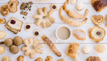 Ağızda dağılan reçelli kurabiye!