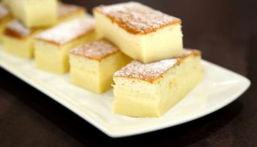 Tadına doyamayacaksınız: Sihirli kek tarifi