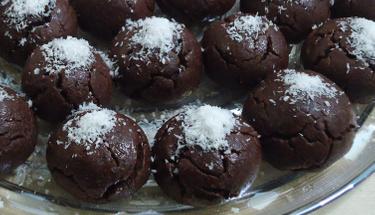 Diğerlerine benzemez: Brownie kurabiye tarifi