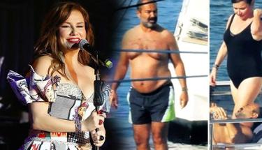 Deniz Seki aşkı yalanlamıştı öpüşürken görüntülendi!