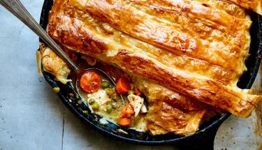 Fırında pratik lezzet paçanga böreği tarifi!