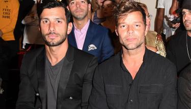 Eşcinsel olduğunu söyleyen Ricky Martin 9 aylık bebeğini paylaştı!