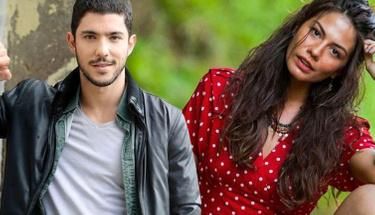 Aşk yaşadıkları söylenen Demet ve Kaan Bodrum'da yakalandı!