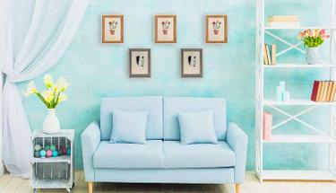 3 adımda pratik ev dekorasyonu!