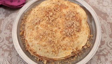Elazığ'ın enfes lezzeti: Taş ekmeği tarifi