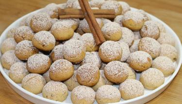 Ağızda dağılan lezzet: Cevizli kurabiye tarifi