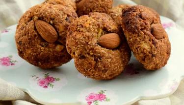 Bu tada hayran kalacaksınız: Elmalı yulaflı kurabiye