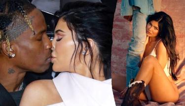 Dünyaca ünlü model Kylie Jenner'dan olay yaratacak cinsellik itirafı!