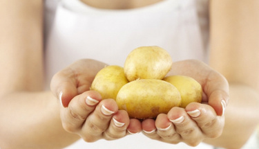 Patates yiyerek kilo vermeye ne dersiniz?