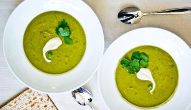 Sağlık deposu ıspanaklı çorba tarifi!