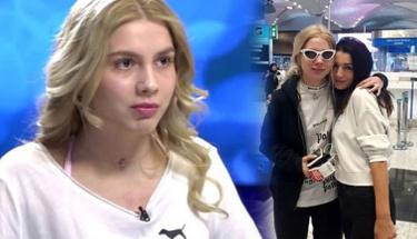Aleyna Tilki Türkiye'yi terk etti!