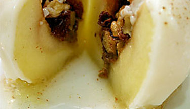 Günün en tatlı zamanı: Elma Tatlısı