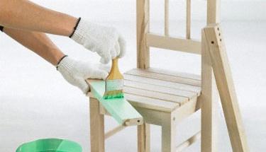 Ahşap mobilyalar nasıl boyanır?