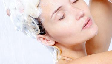 Saçlarınızı yıkarken kilo almayın!