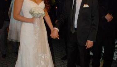 Olgun Şimşek evlendi!