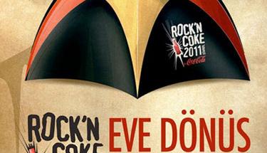 Rock'n Coke Festivali başlıyor!