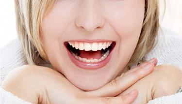 Sağlıklı gülüşler