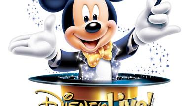 Mickey'nin çılgın yolculuğuna katılın!