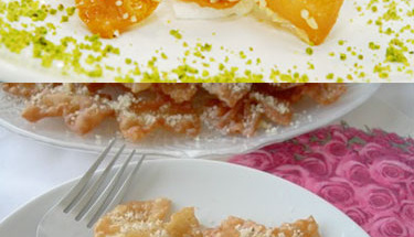 Minik lezzet: Fiyonk Tatlısı