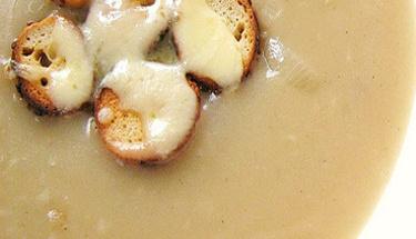 Kış sıcaklığı: Kıtırlı Soğan Çorbası