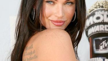 Megan Fox'a neler oluyor?